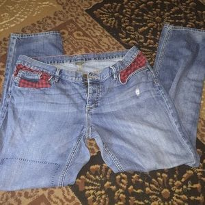 Eddie Bauer Specially Dyed Jeans
